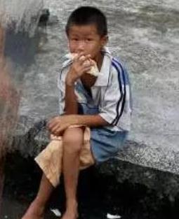 找汕尾市男童陈东万,河田镇圳口小学附近走失