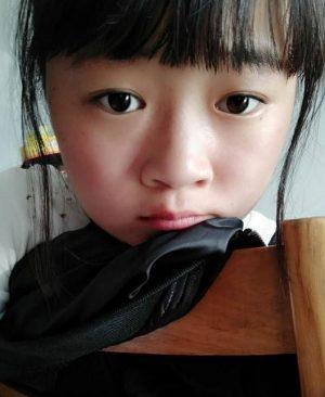 寻找连云港女孩马雯雯 2017年11月12日海州区宁海街道走失
