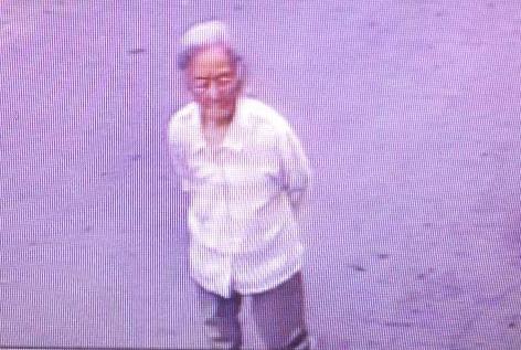 寻找80岁老人朴正培,8月9日在沈阳大东区走失