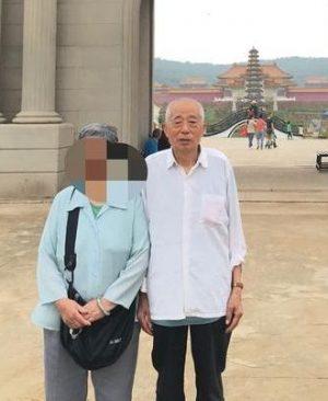 寻找南京老人储光明 2018-01-15栖霞区化工新村走失