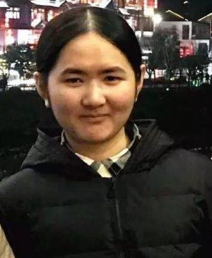 寻找佛山女孩李巧如 2018/1/17 佛山顺德勒流服务中心走失