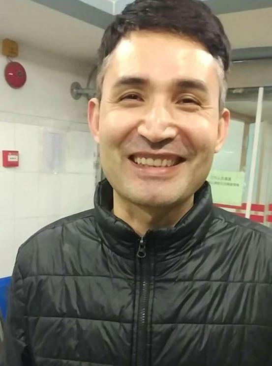 寻找东莞男子麦麦提敏·库尔班 2018-1-30 东莞市人民医院走失