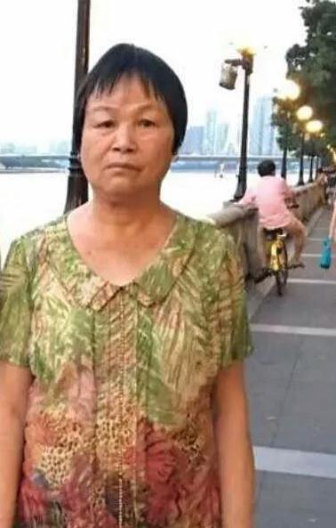 寻找揭阳老人秦文琴 2018-01-30普宁市大南山教师楼家中走失