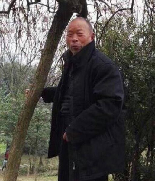 寻找宜昌老人熊德坤 2018年2月2日宜都人民广场世纪花园走失
