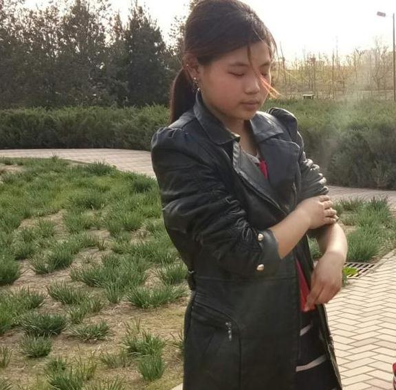 寻找河北女孩赵洋 2018-04-19 邢台市新河县走失