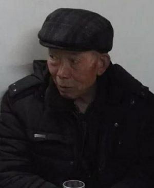 急寻江苏老人陈高富 2018-04-15 盐城亭湖区西环路走失