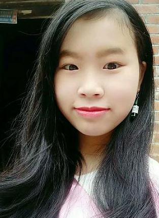 寻找广东女孩刘文英 2018-05-21 东莞市桥头镇走失