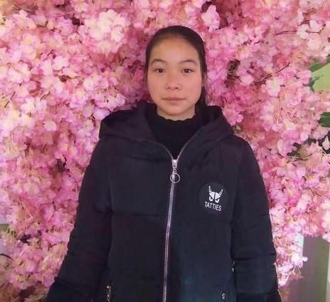 寻找河南女孩孔红 2018-05-03 信阳市浉河区走失