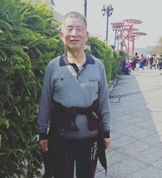 甘肃嘉峪关市和诚西路18.07.29走失七旬老人刘仁荣