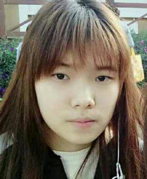 寻找广东女孩陈倩盈 2018-06-27 广州市海珠区走失