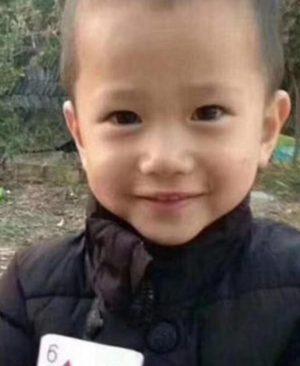 寻找湖南男童张浩轩 2018-07-03 益阳市沅江市走失