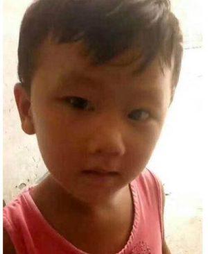 河南驻马店急寻4岁女孩肖思乐走失,患有脑瘫走路不稳,说话不清楚
