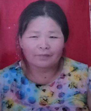 寻找西安51岁女子张美丽患智力障碍2018-10-15走失