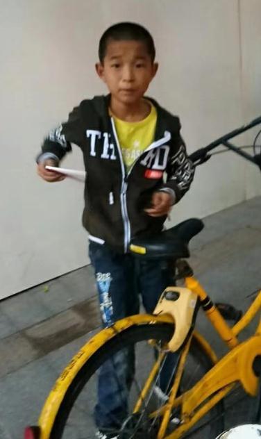 14岁智力障碍男孩2018-11-25广州市 越秀区走失,望留意