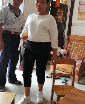 寻广西马山县加方街走失覃钰超,患有产后抑郁精神病身高140左右