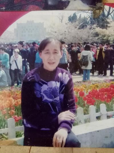 寻人找56岁山东泰安市东平县旧县乡郑庆荣