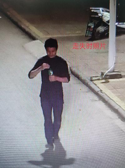 寻找有智力问题的宋庆丰,2021年5月29日靖江某工地富阳小区走失